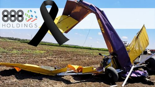 Co-founder of 888 Casino dies in plane crash