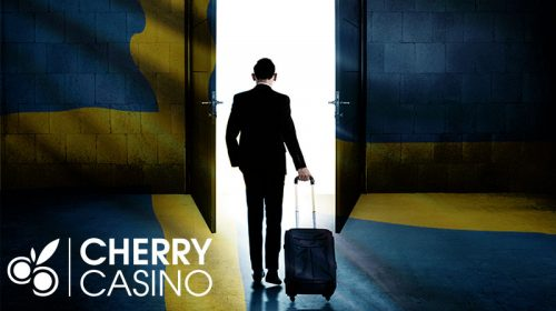 Cherry Casino leaves Sweeden