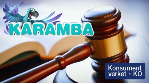 Karamba Casino accused