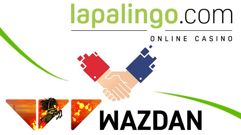 Lapalingo signed with Wazdan