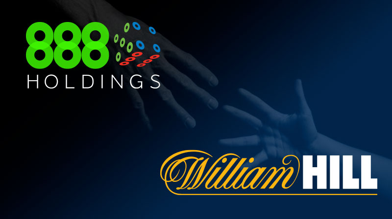888 Holdings reaching out to William Hill