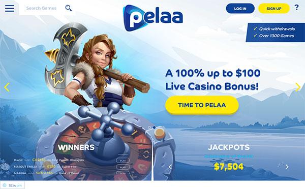 Pelaa Casino