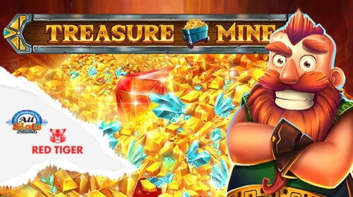 Red Tiger Game in All Slots Casino