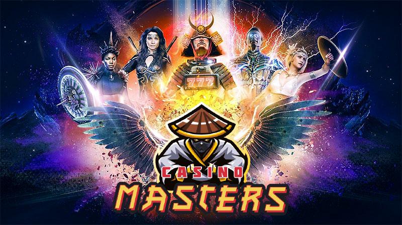 New Brand Casino Masters