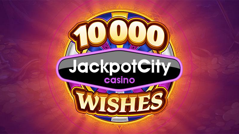 10000 Wishes on JackpotCity