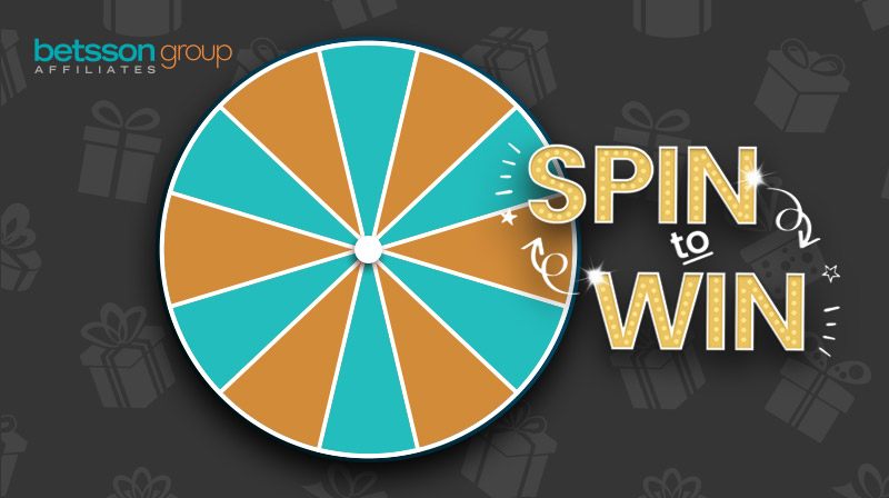 Betsson Spin to Win