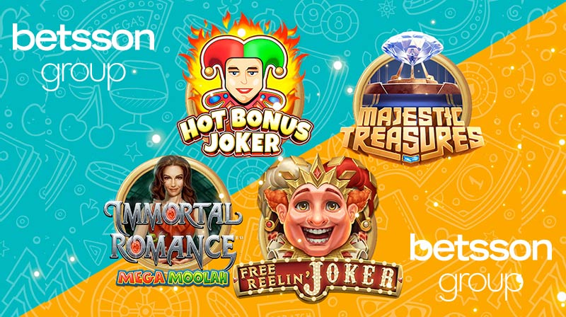 Betsson New Games Releases
