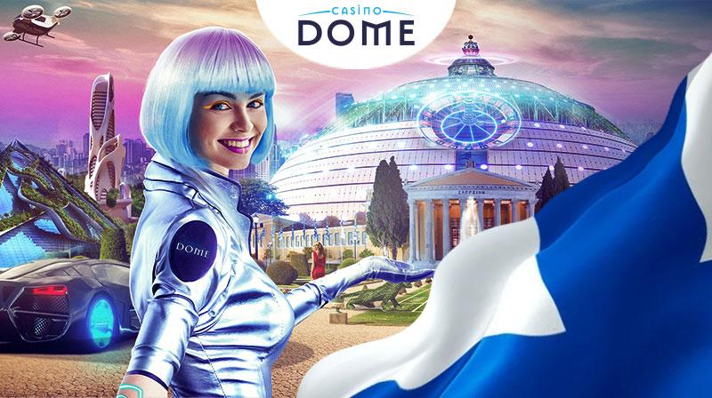 Casino Dome in Finland