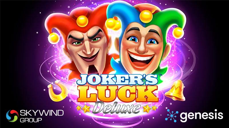 Joker's Luck Deluxe by Skywind