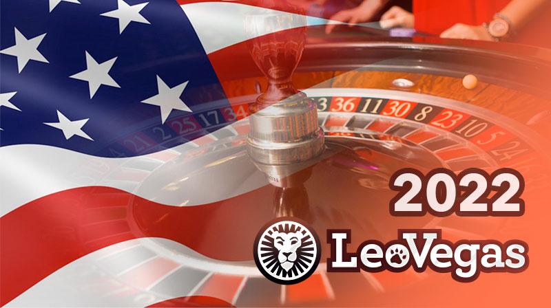Leo Vegas Enters US Market in 2022