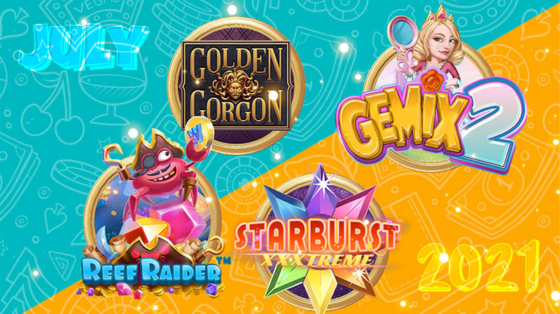 Betsson Games July Releases