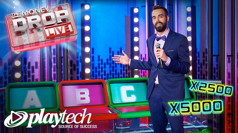 Playtech Game Money Drops Live