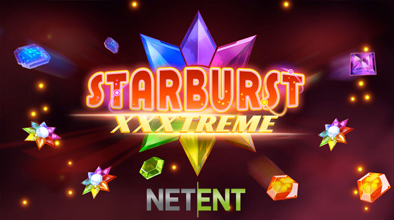 Starbust Xxxtreme by NetEnt