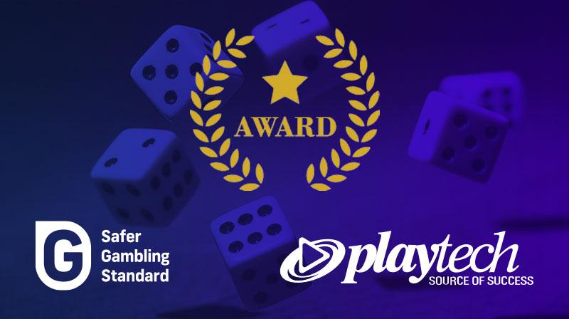 Playtech Safety Gambling Award