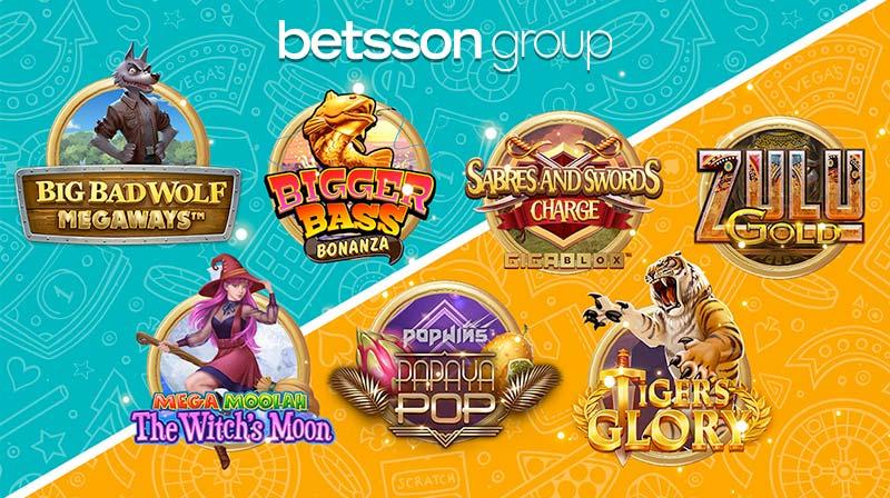 Betsson Games September Releases
