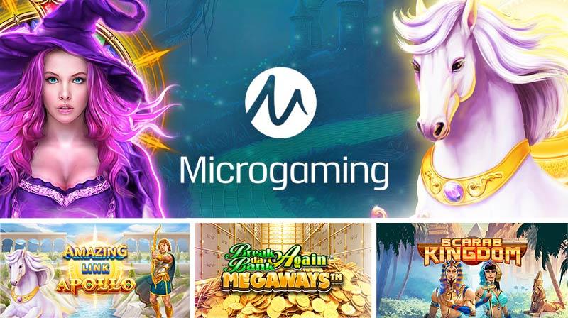 Microgaming Latest Slots